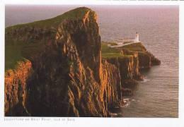 SCOTLAND - AK 87313 Isle Of Skye - Leuchtturm Am Neist Point - Inverness-shire