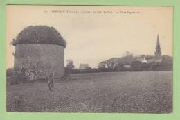 PENCRAN : Château De Chef Du Bois, Le Vieux Pigeonnier. 2 Scans. - France