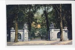 Stuttgart 1916 Parti i. D. Kgl. Anlagen Feldpost Reserve Lazarett VI Kanzleistr. 38
