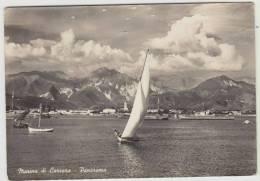 Cpsm   Italie Toscane Marine De Carrare Panorama - Carrara