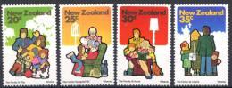 Nuova Zelanda 1981 Y.T. 788/91 **/MNH VF - Ungebraucht