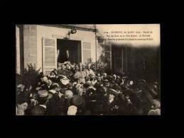 22 - SAINT-BRIEUC - (29 Juiilet 1915) - Sacre De Mgr Du Bois De La Ville-Rabel - A L'Evêché, Mgr Morelle... - 5104 - Saint-Brieuc