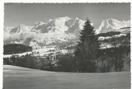 Haute Savoie :  CORDON  :  Vue  Du  Village - France