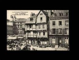 22 - SAINT-BRIEUC - Vieilles Maisons Du Martray - 2123 - Marché - Saint-Brieuc