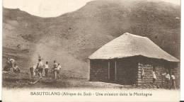 """Afrique Du  Sud :  BASUTOLAND : Une  Mission Ds La  Montagne  (  éditions  A Paris """" Petites  Annales De Marie Immaculée - Afrique Du Sud"""