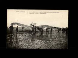 22 - SAINT-BRIEUC - La Journée D'Aviation à L'Aérodrome De Cesson (Octobre 1910) - L'Aéroplane Vasserot - 3937 - Saint-Brieuc