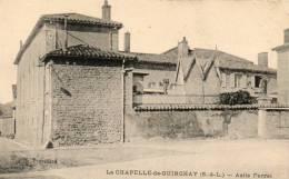 71   LA  CHAPELLE De GUINCHAY            Asile  Ferret - Andere Gemeenten