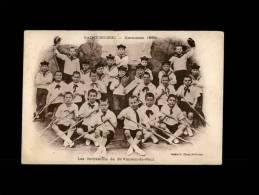 22 - SAINT-BRIEUC - Kermesse 1932 - Les Benjamins De St-Vincent-de-Paul - Saint-Brieuc