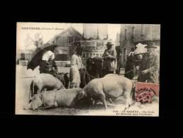 22 - SAINT-BRIEUC - Un Coin Du Marché Aux Cochons - 986 - Porc - Saint-Brieuc