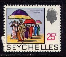 SEYCHELLES - N° 256** -  PREMPEH EX ROI DES ASHENTIS - Seychelles (1976-...)