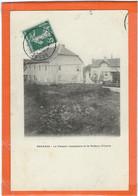 Doubs- Fertans -La Maison Commune Et La Maison D'Ecole. - Altri Comuni