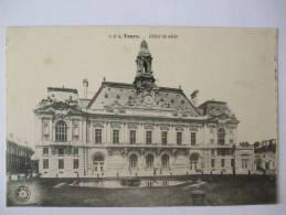 37 - LETH - TOURS - HOTEL DE VILLE - EDITION GRAND BAZAR - Tours