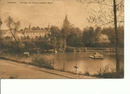 Jauche Vestiges De L'Ancien Château Féodal - Orp-Jauche