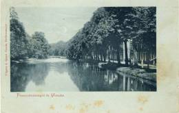 Gouda - Fluweelensingel - 1902 ( Verso Zien ) - Gouda