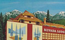 Nevada Lodge Lake Tahoe Nevada