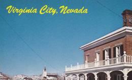 Virginia City Virginia City Nevada