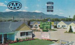 Spruce Lodge Colorado Springs North of Nevada Nevada
