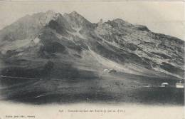 CPA 74  COL DES ARAVIS Avanr 1904 - France