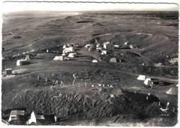 Carte Postale 50. Gouville Vue D'avion Le Camping Trés Beau Plan - Ducey