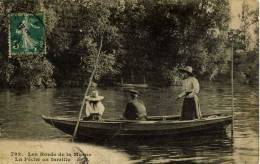 Pêcheurs-Bords De Marne - Pêche