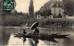 Pêcheurs Endurcis-Bords De Marne - Pêche