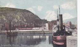 DOVER - GRANVILLE DOCKS - Dover