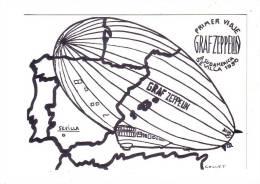 Graf Zeppelin Seville Sevilla Espagne - Zeppelins