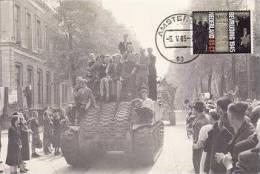 1242 - Pays-Bas 1985 - Cartes-Maximum (CM)