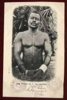Cpa  Côte D´ Ivoire No 7  Type De Krooman     RAM4 - Côte-d'Ivoire