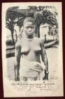 Cpa  Côte D' Ivoire No 13  Type De Femme De La Côte De Kroo   RAM4 - Côte-d'Ivoire