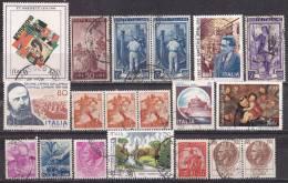 Italia-Repubblica-Selezione Usati - 6. 1946-.. Repubblica