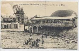 COURSEULLES Sur MER : Le Bar De La Plage - Edet Vivier Chaplain - Andere Gemeenten