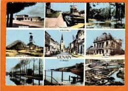 DENAIN  Multivues  Mine La Ville Monuments - Denain