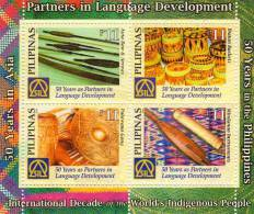 Philippines / International Decade Of The World`s Indigenous People / Partners In Language Development - Philippines