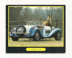 Calendrier, 1992 - Stimula 55 - Garage Thierry Vernis (Montaud -34) - Kalender