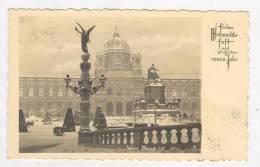 RP  Wien Museum, Austria, 1920s, Winter View - Unclassified