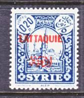 Lattaquie 3  * - Lattaquie (1931-1933)