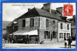 35 PONT REAN HOTEL DU PORT HERVE LEBRETON PROPRIETAIRE - Frankreich
