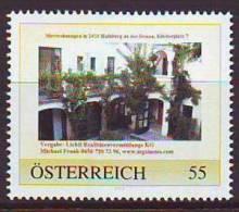 055: Personalisierte Marke Aus Österreich Altes Kloster (Klosterplatz 7) In Hainburg, Www.mgsimmo.com - Personalisierte Briefmarken