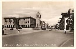 Egypt - Heliopolis - Boulv. Abbas & Heliopolis House Hotel            PM1223 - Non Classés