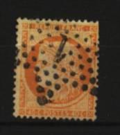 France   N°  37 Oblitéré  Cote 8 € Au Quart Cote - 1870 Siege Of Paris