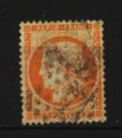France   N°  38 Oblitéré  Cote 8 € Au Quart Cote - 1870 Siege Of Paris