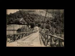 19 - AURIAC - Gorges De La Dordogne - Pont Suspendu De Chambon - 49 - France