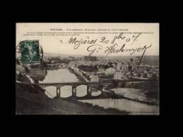 08 - MEZIERES - Vue Générale - Faubourg D'Arches Et Pont D'Arches - Charleville