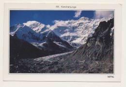 Mt. Kanchanjunga, Nepal - Nepal