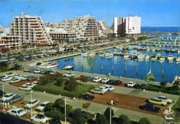 La Grande Motte - La Ville De L'An 2000 - Le Port - Otros Municipios