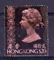Hong Kong - 1978 - $20 Dollar Definitive (Watermark Upright) - Used - Hong Kong (...-1997)