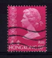 Hong Kong - 1977 - 80 Cents Definitive - Used - Hong Kong (...-1997)