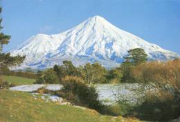 Mt. Egmont, New Zealand - Fourcolour FCV 272,  Posted To England 1984 - New Zealand