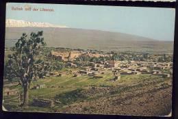 LEBANON BALBEK  Old Postcard - Liban